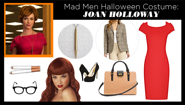 Show Everyone Whou0027s Boss In Your Mad Men Joan Holloway Halloween Costume  sc 1 st  SHEfinds & Joan Holloway Halloween Costume | Halloween Costumes 2012