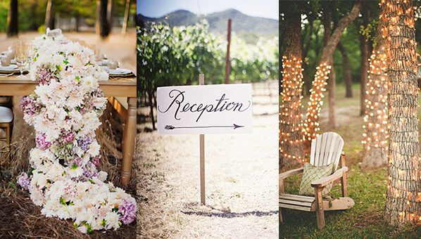 Romantic Wedding Decor | Romantic Wedding Ideas