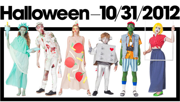 halloween costumes 2012 american apparel halloween costumes bacon egg shefinds