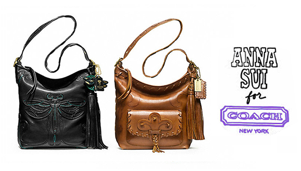 e60bb91835 Anna Sui For Coach Is Here! Shop The Classic Duffle Bag With A Very Sui  Twist