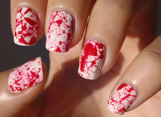 Nail art blood image collections nail art and nail design ideas nail art blood image collections nail art and nail design ideas nail art blood image collections prinsesfo Gallery