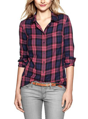Best Flannel Shirt | Plaid Shirts | Buffalo Check Shirts « Fitted ...
