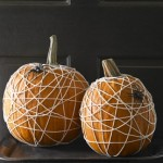 spiderweb-pumpkins