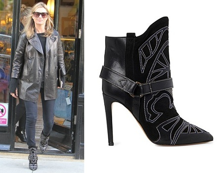Isabel Marant Blackson Ankle Boots