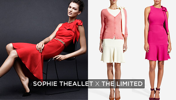 Sophie Theallet S Collaboration With The Limited Is Here And Already On
