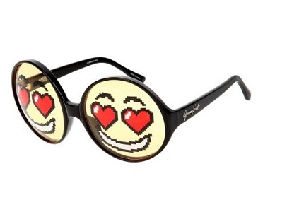 040eefb6fcc1 Jeremy Scott x Linda Farrow Sunglasses ( 490)