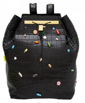 Damien Hirst X The Row Backpack