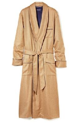 Derek Rose Cashmere Dressing Gown
