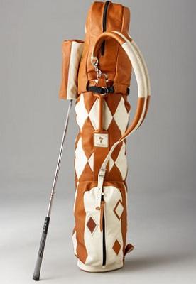 Mackenzie Golfer Harlequin Golf Bag