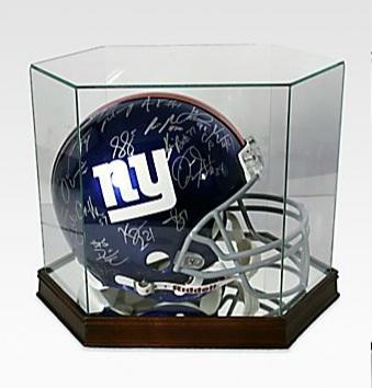 New York Giants 2011 Superbowl Helmet