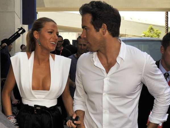 Blake Lively Ryan Reynolds Wedding