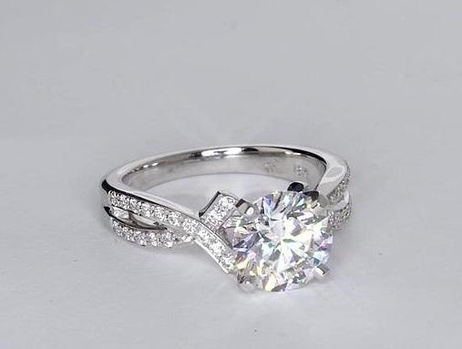 Diamond retailing blue nile tiffany zales