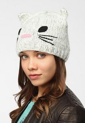 9c824ef8f7d Eugenia Kim Felix Knit Cat Ear Cap