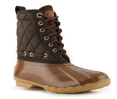 Sperry Top Sider Shearwater Boot Brown 171 Shefinds