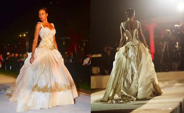 It S One Thing To Wear Your Grandmother Wedding Dress But Really Upstage Friends Especially If They Are Sasha Fierce Fans Check This Out