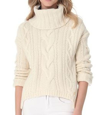 Fisherman Sweaters | Aran Sweaters | Knit Sweaters « Chunky Cable ...