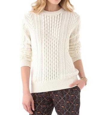 Fisherman Sweaters   Aran Sweaters   Knit Sweaters « Chinti and ...