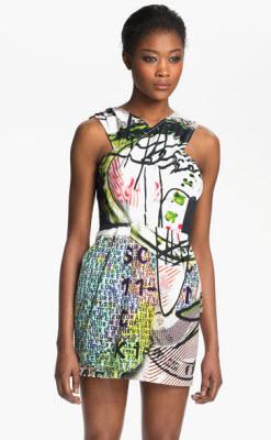 Mary Katrantzou Current/Elliott 'The Fortune Teller' Dress