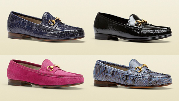 ad66df0b1 This year, in celebration of the 60th year of their classic Horsebit Loafer,  Gucci has released the anniversary edition of the timeless shoe.