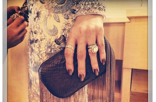 Nicole Richie Engagement Ring