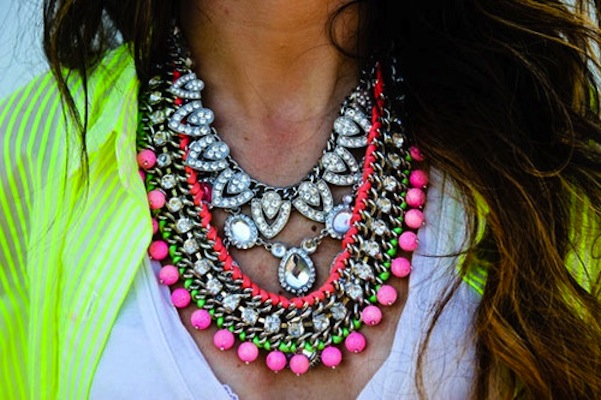 Image result for scoop necklace