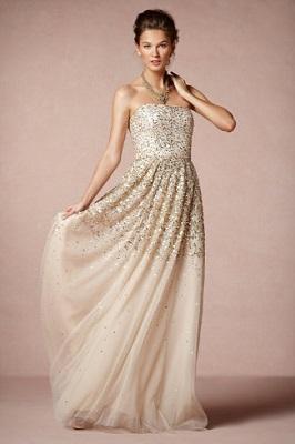 Gold Wedding Dresses Gold Wedding Gowns Wedding
