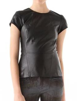 Spring 2013 Leather Trend | Shop Summer Leather | Warm Weather