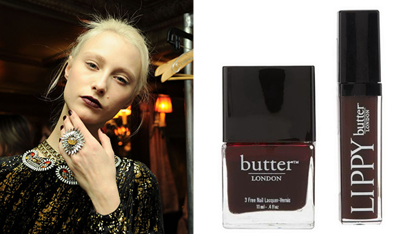 DANNIJO Fall 2013 | Butter London La Moss | DANNIJO Butter London