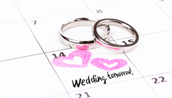 Gift Ideas For Bride Night Before Wedding : Wedding Planning Wedding Ideas The night before the wedding ...