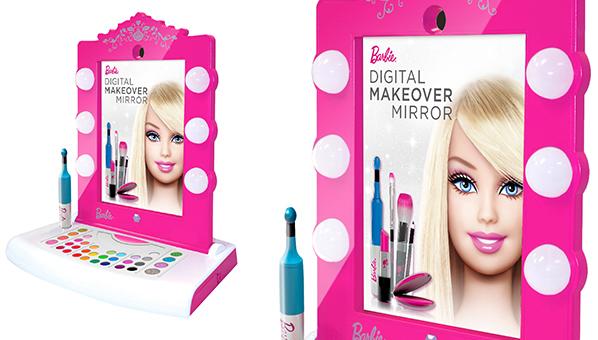 Barbie Ipad Makeup Mirror Commercial