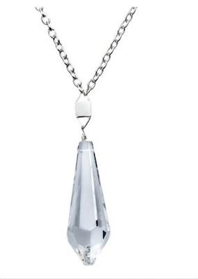 Prabal Gurung for Target Crystal Teardrop Pendant Necklace