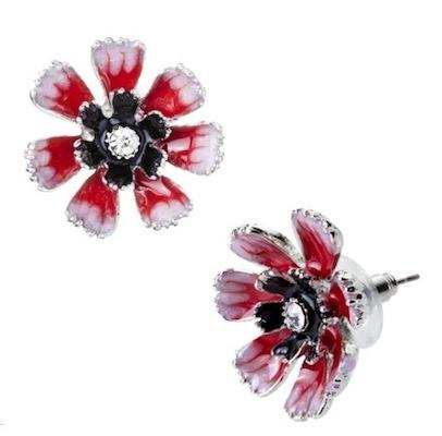 Prabal Gurung for Target Flower Post Earrings