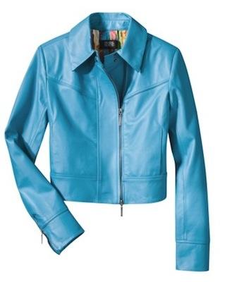 Prabal Gurung for Target Leather Jacket