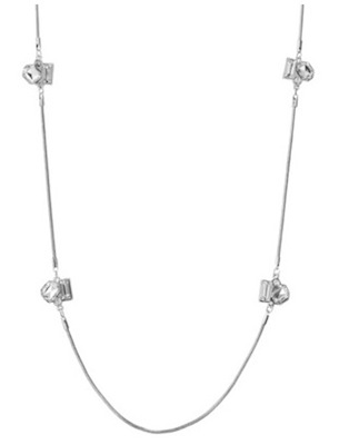 Prabal Gurung for Target Long Necklace with Stones