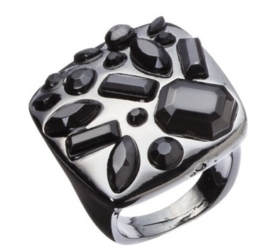 Prabal Gurung for Target Square Ring with Stones