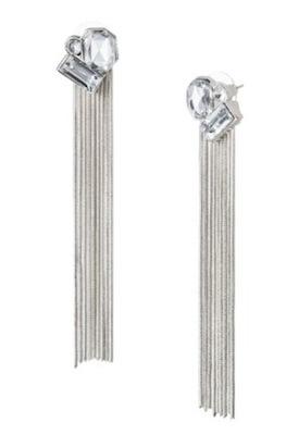 Prabal Gurung for Target Tassel Earrings with Stones