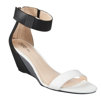 Prabal Gurung for Target  Wedge Sandal with Ankle Strap
