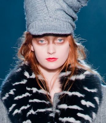 Raccoon Eye Makeup Fashion Week Beauty Trends 2013 Beauty Trends Shefinds