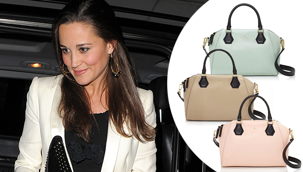 Pippa Middleton The Ss Of Cambridge S Younger Sister Has Been Seen Hitting Streets And Clubs In Plenty Kate Spade Designs Check Out Her