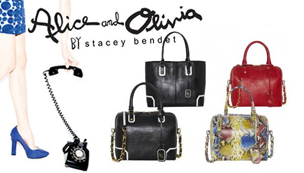 Alice + Olivia Handbags