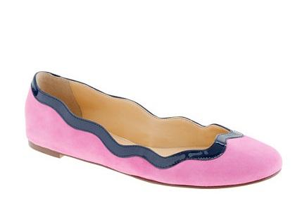 65cdf4674 JCrew Slingback Ballet Flats - SHEfinds