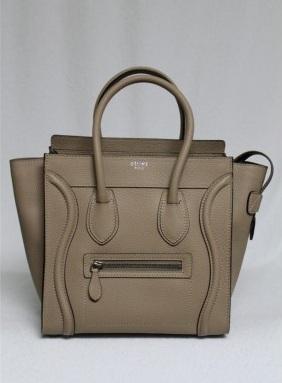celine micro luggage handbag