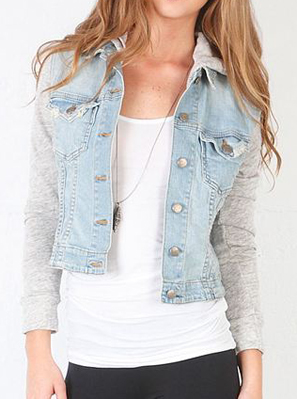 Best Denim Jackets | Embellished Jean Jackets | Celebrity Style ...