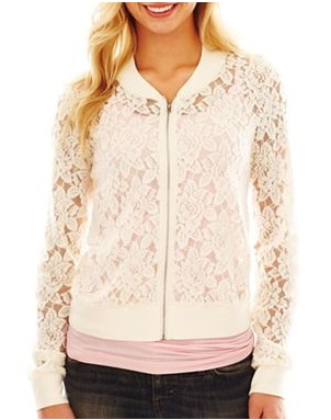 http://www.shefinds.com/files/2013/03/Lace-Bomber-Jacket.jpg