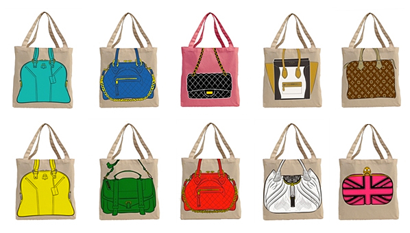 33a152d7c3f617 These Designer Bag-Inspired Totes Will Make Your Other Totes Jealous