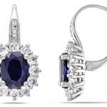 8-110-carat-created-blue-and-white-sapphire-diamond-sterling-silver-earrings