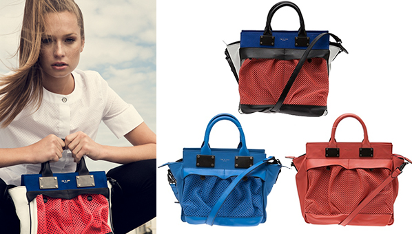 These Rag Bone X The Webster Bags Are Red White Patriotic All Over