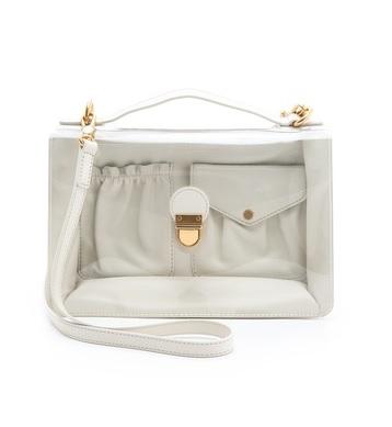 Marc Jacobs Clear Handbag