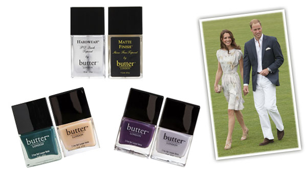 Butter London Royal Anniversary Polish | Kate Middleton Nail Polish