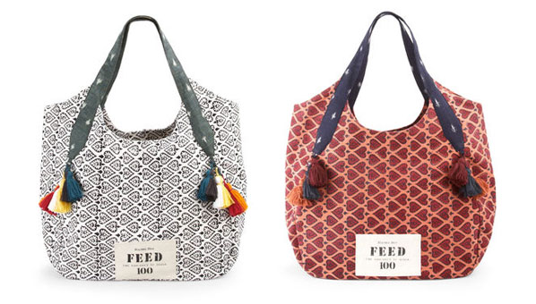 Pre-Order Rachel Roy's FEED Bag--And Send 100 Meals To School Children In India